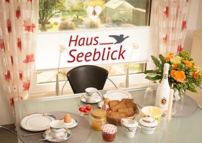 """Ferienwohnunung """"Haus Seeblick"""""""