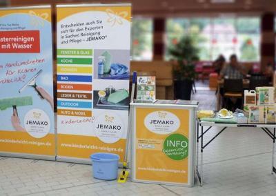 JEMAKO Promotion-Stand