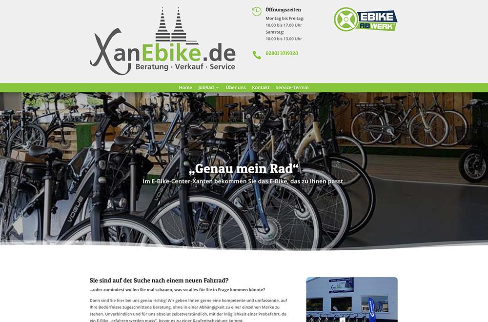 XanEbike E-Bike Center Xanten