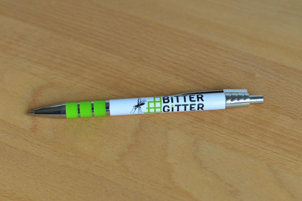 Kugelschreiber mit Werbeaufdruck