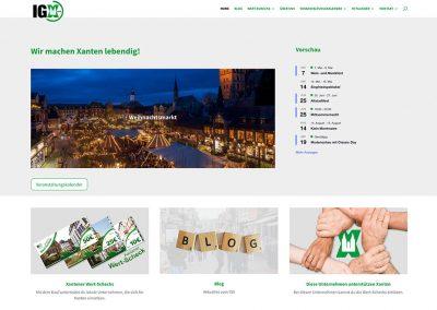 IGX – Interessengemeinschaft Gewerbetreibender Xanten e.V.